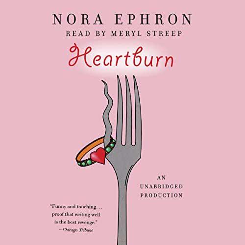 Heartburn Ljudboksomslag